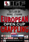 EUROPEAN CUP OF GRAPPLING PROGRAMME