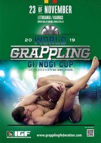 WORLD IGF GRAPPLING GI/NOGI CUP