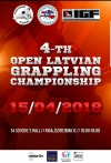 4TH OPEN LATVIAN GRAPPLING CHAMPIONSHIP