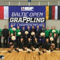2018-03-24 Baltic open grappling IGF championship