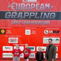 2019-09-28 EUROPEAN OPEN GRAPPLING GI / NOGI CHAMPIONSHIP
