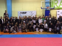 Latvian open grappling championship
